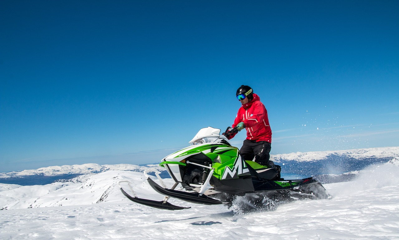 Get your snowmobile ready for winters