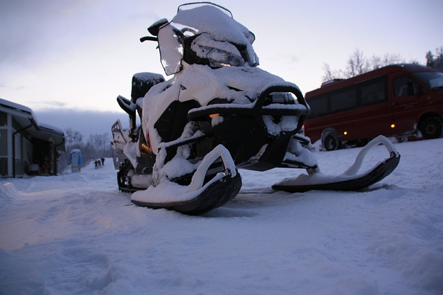 best ice fishing snowmobiles