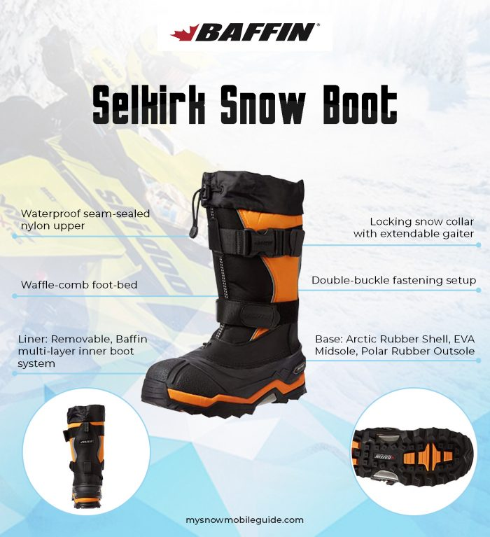Top Rated Snowmobile Boots 2019