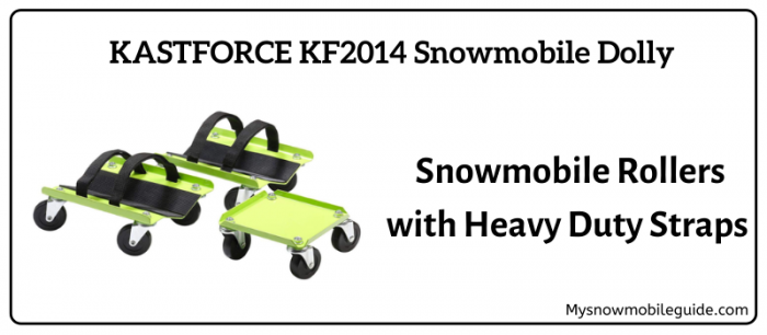 Best Snowmobile Rollers