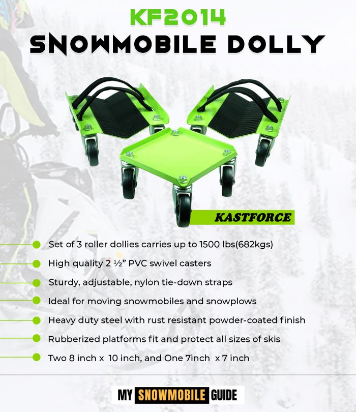 Best Snowmobile Dollies