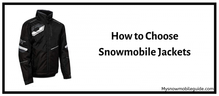 How to find best snowmobile jackets
