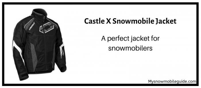 Warmest Jacket for snowmobiling