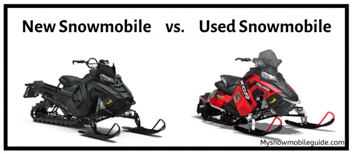 Snowmobile Prices