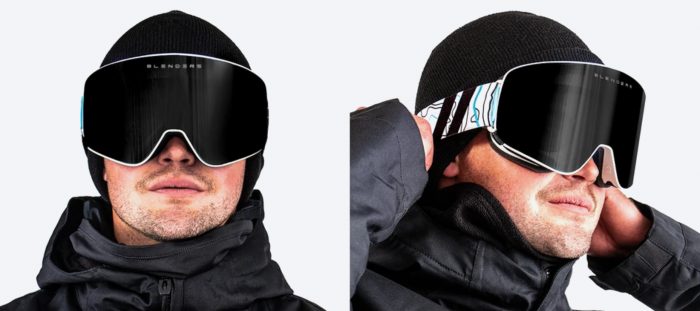 Blenders Fitz Goggles for Skiing and Snowboarding