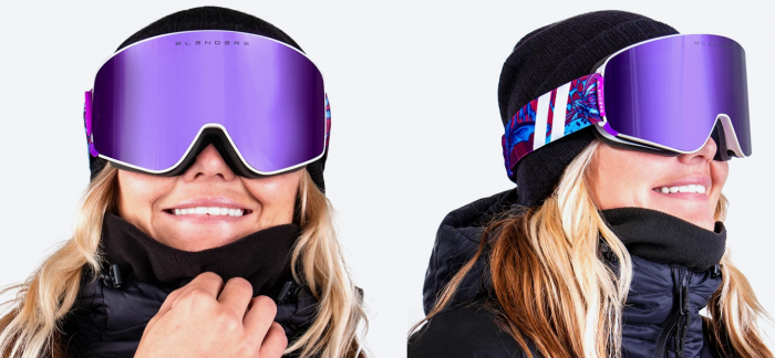 Majestic Bloom Goggles Review