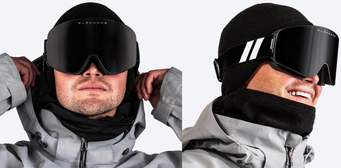 Gemini II Ski Goggles