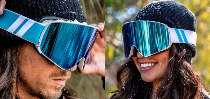 Smooth Arrival Skiing Goggles