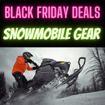 Black Friday Snowmobile Deals