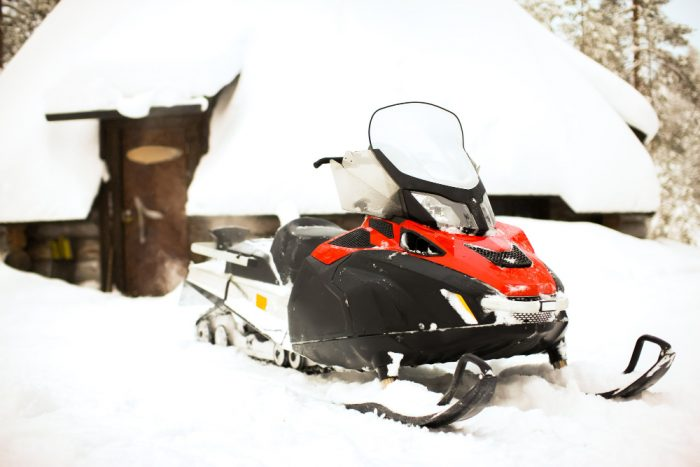 things needed to tow snowmobile