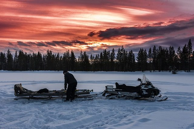 overheating causes in snowmobiles