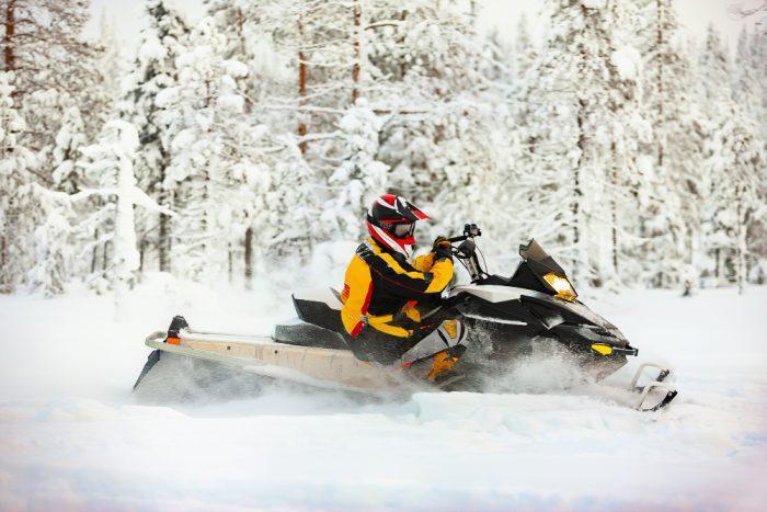 comfortable snowmobile jacket