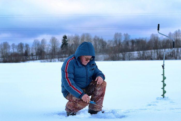 best ice fishing flotation jacket