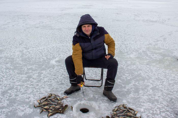 how to choose ice fishing underwater camera