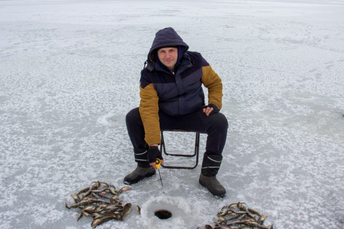 best flotation suit for ice fishing