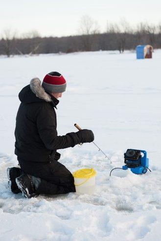how to choose ice fishing bib